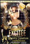 le 23 Septembre 2017   Le Liberty Station BOURGEOISE EXCITEE